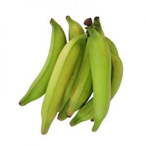 Unripe Plantain (kg)